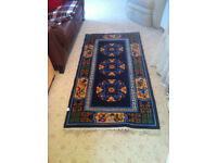 Rugs 6ft x 3 ft in good condition with great colours . feel free to view.