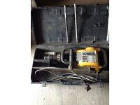 DeWalt D25900 230v demolition hammer