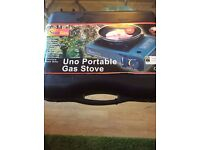 Brand new unopened portable camping stove