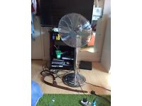 New fan for sale