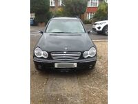 Mercedes C220 Estate Cdi, 56/2006, 2 owners, full history