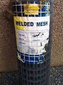WELDED MESH & BOXED STEEL & CONCRETE WINDOW SILL