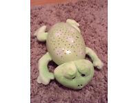 Nightlight nursery frog