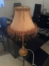 2 table or bedside lamps