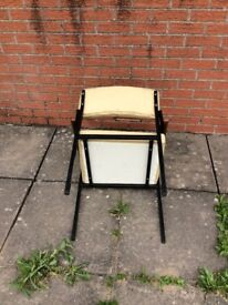 11 chairs any donation accepted