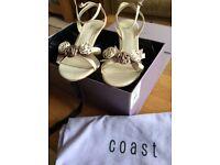 Ladies Coast dressy sandals