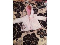 Girls 3-6 months Disney coat