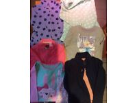Bundle of girls clothes 4-5 yrs -15 items