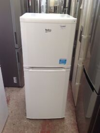 Small white fridge freezer lovely condition