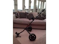 Masters MT500 Compact golf trolley.