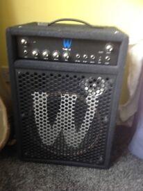 Warwick Take 12 Speaker Amp 80 watts