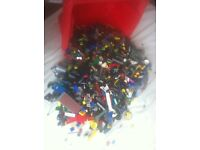 bundle mixed lego ( job lot )