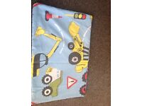 Boys Cotbed bedding