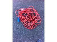 Electric hook up mega long around 20 mts