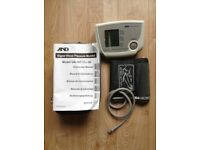 Blood Pressure Monitor, never used with instructions