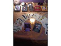 Psychic Tarot Readings. Individual or parties. Reiki Spiritual healing