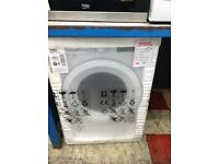 White Beko 7kg washer dryer new in package 12 mth gtee £299