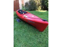 Perception Prodigy2 14.5 two man kayak