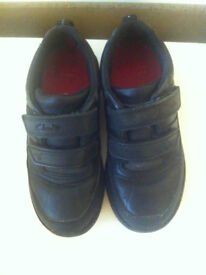 CLARKS SHOES FOR BOYS UK 10.5 F