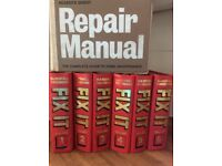 FIX IT VOLUMES 1-6 plus REPAIR MANUAL THE COMPLETE GUIDE TO HOME MAINTENANCE