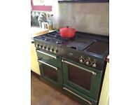 Range master 110 gas cooker - in good working condition