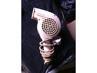 Vintage Morphy Richards Hair Dryer 1950's -- Would make Nice Saloon DECO