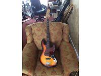 Fender jazz bass deluxe MIM ( active)
