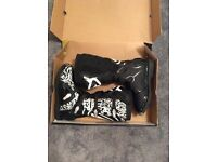 Acerbis motorcycle boots. Uk size 9. Immaculate!!