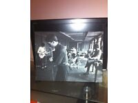 Joy Division Large Band Canvas - Manchester Memorabilia