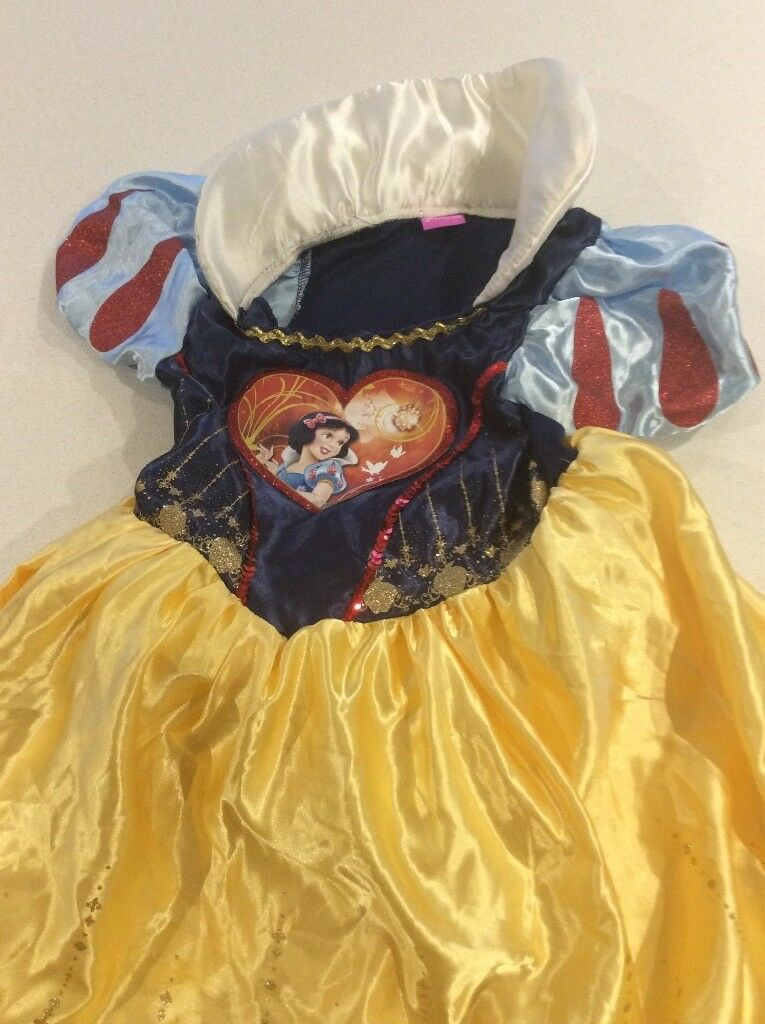 02f52d340c324 Disney Snow White Kids Dressing Up Costume and Shoes Age 7-8 | in Romsey,  Hampshire | Gumtree