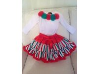 Christmas Outfit age 4