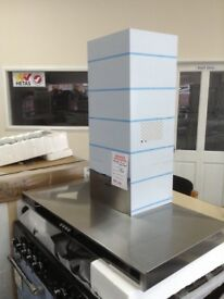 Blomberg 90cm stainless steel cooker hood £200 RRP £349 new/graded 12 month Gtee