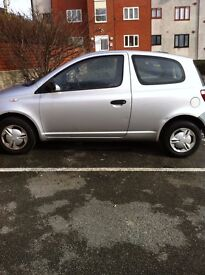 **CHEAP TOYOTA YARIS FOR SALE**