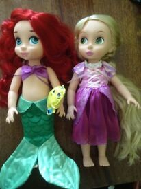 Disney Animation dolls
