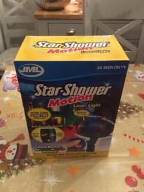 JML Star shooter laser Christmas light