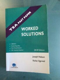 TSA Worked Solution Book