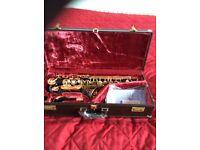 Yamaha custom alto saxophone