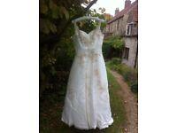 Berketex wedding dress