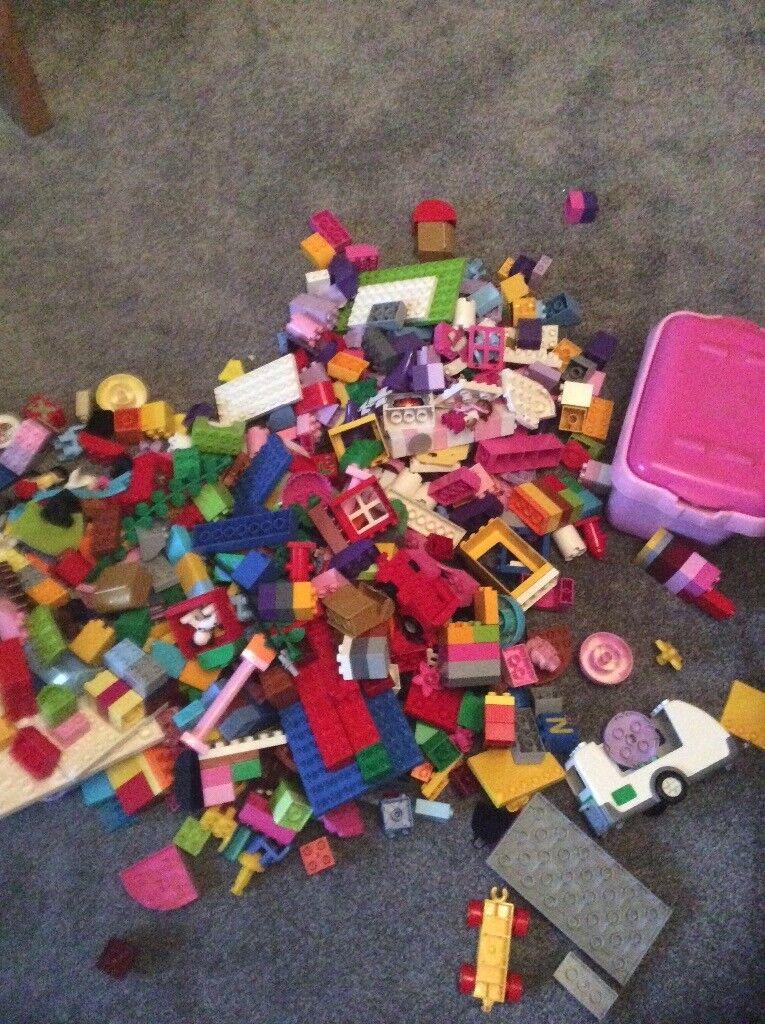 Job lot of Lego duplo age 2-5
