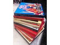 Sixty seven albums in nine box sets of vintage readers digest editions
