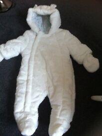 Snowsuit unisex 3-6 months