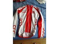 Cycling clothing Polish National Cycling and CCC Sprandi POLKOWICE