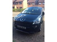 2012 Peugeot 3008 1.6 HDI Active 5dr Automatic