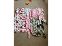 Girls 9-12 month bundle (34 items)