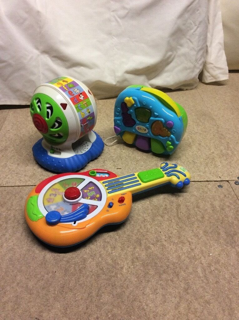 3 for £10 variety of kids toys. Mix and match