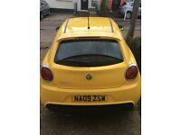 Yellow Alfa Rome Mito '09