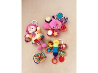 Bundle of Lamaze Toys x2