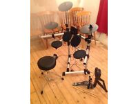 Axus AXK2 electronic drum kit in excellent condition