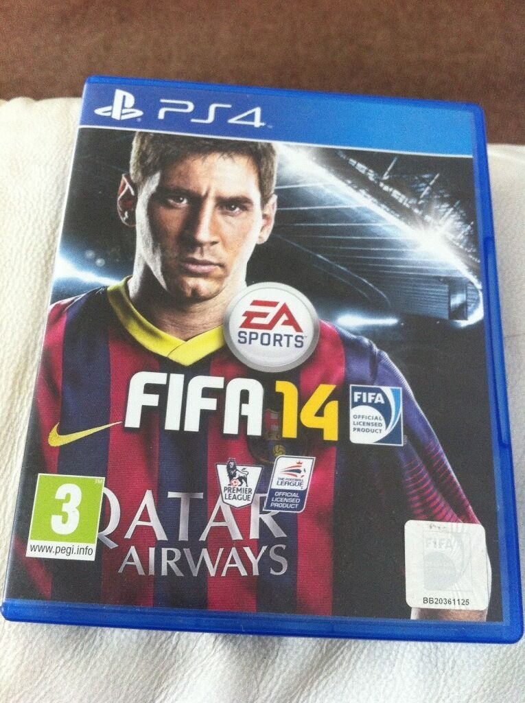 FIFA 14,15 and 16