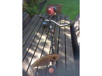 Petrol strimmer/brush cutter